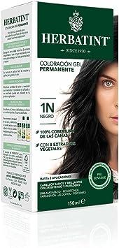 Herbatint Tinte Negro 1N - 150 gr