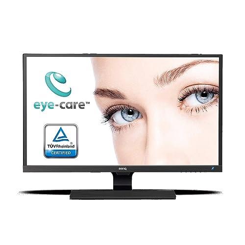 BenQ EW3270ZL Monitor de 32 QHD Eye Care Panel AMVA Brightness Intelligence Plus Low Blue Light Plus HDMI DP 1 2 Altavoces Incorporados