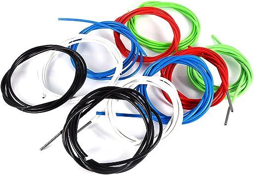 Tbest Cable de Cambio de Freno de Bicicleta, 2M Kit de Manguera de ...