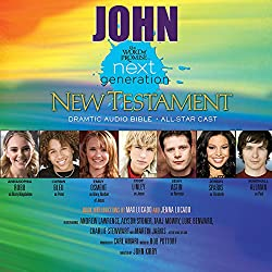 (27) John, The Word of Promise Next Generation Audio Bible