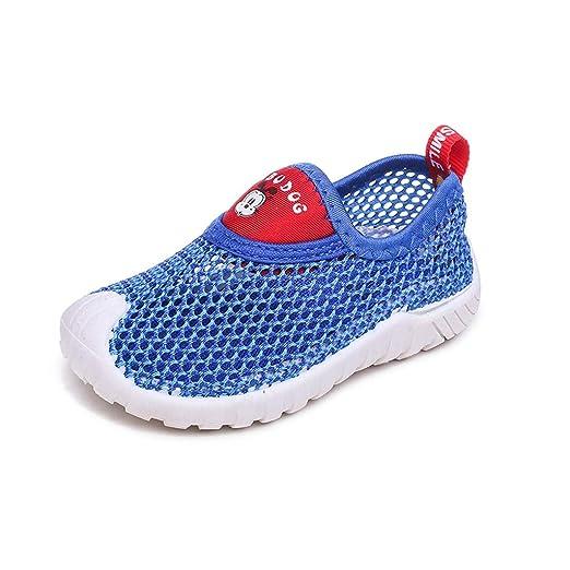 a4b1b137f6324 Amazon.com: Kstare Mesh Shoes for Baby, Girls Boy Kids Breathable ...
