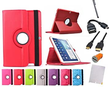 Funda giratoria para Tablet Bq Edison 3 Quad Core 10.1
