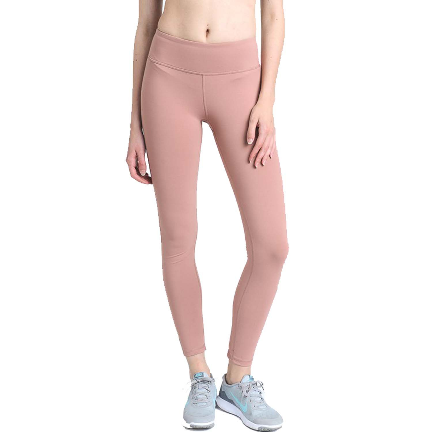 fa191822f382c Mono B Women's Athletic Full Leggings with Criss Cross Cut Accent at Amazon  Women's Clothing store: