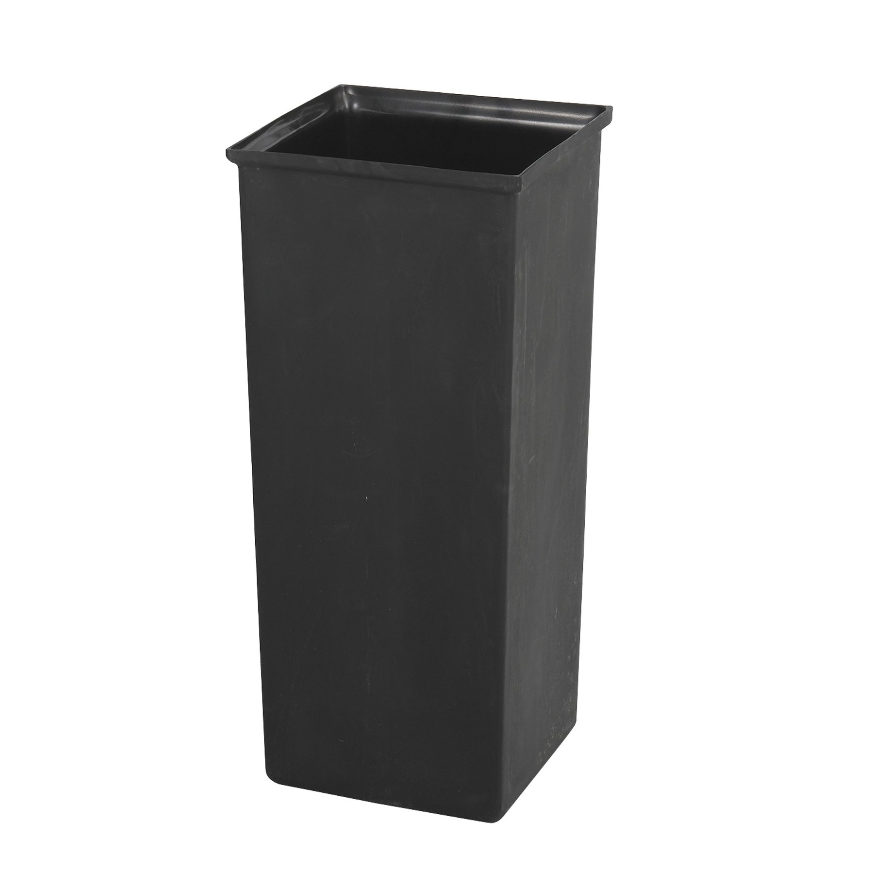 Safco Products 9668 Plastic Liner for 21-Gallon Trash Cans, sold separately, Black