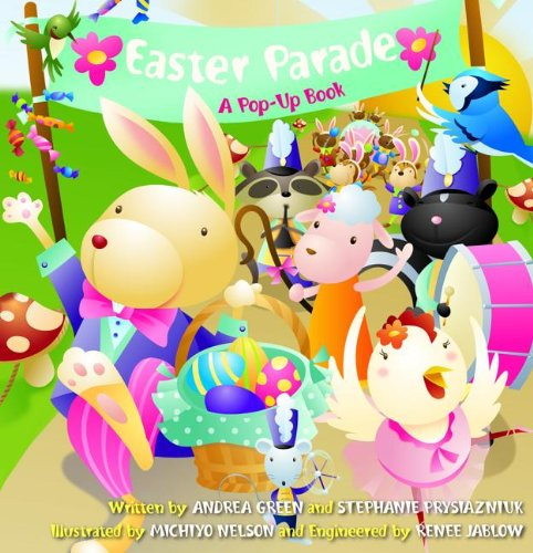 Download Easter Parade: A Pop-Up Book ebook