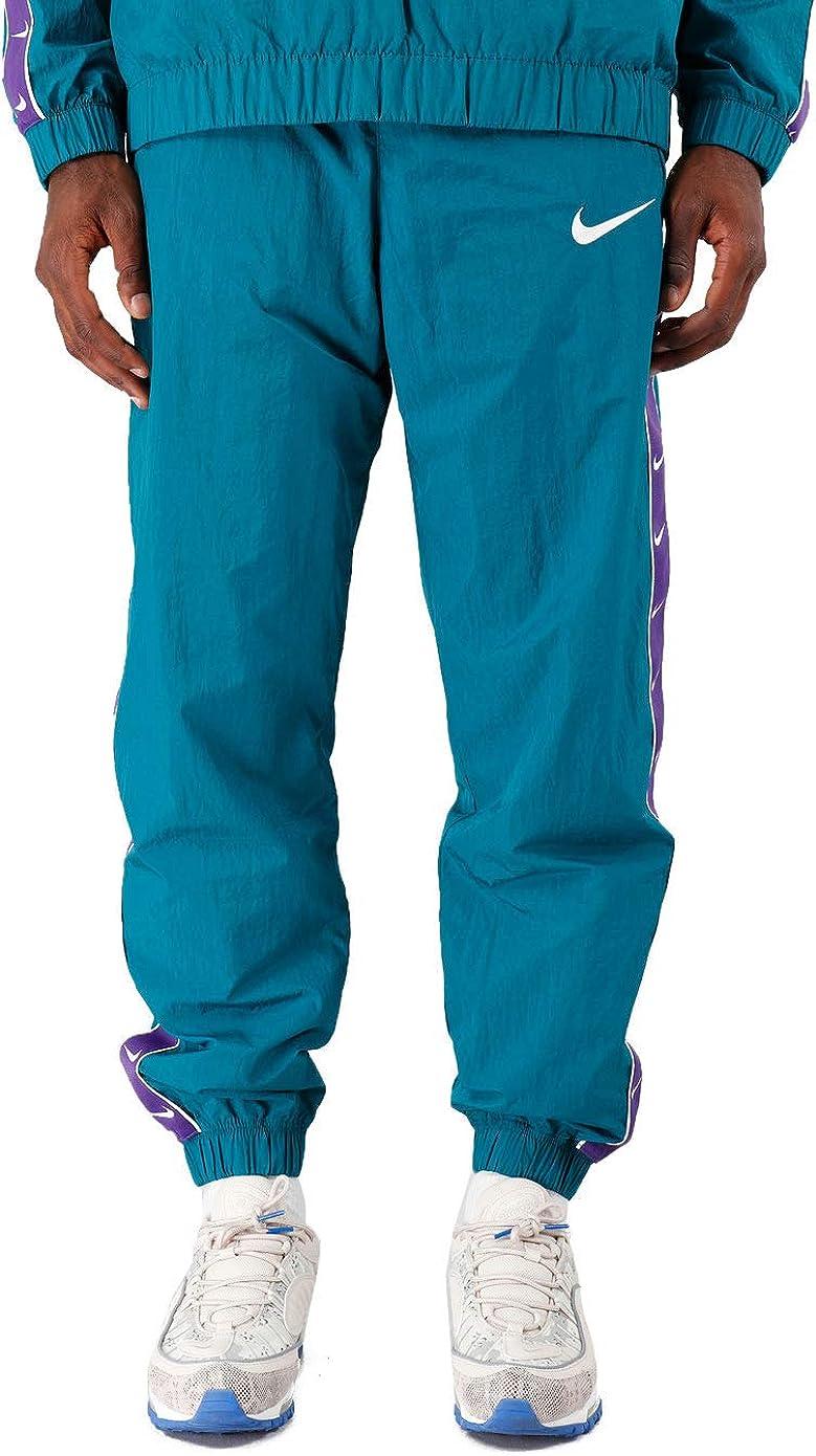 alarma vertical Cirugía  Nike Mens NSW Swoosh Pant Woven Mens CD0421-381 Size XL: Amazon.ca: Sports  & Outdoors