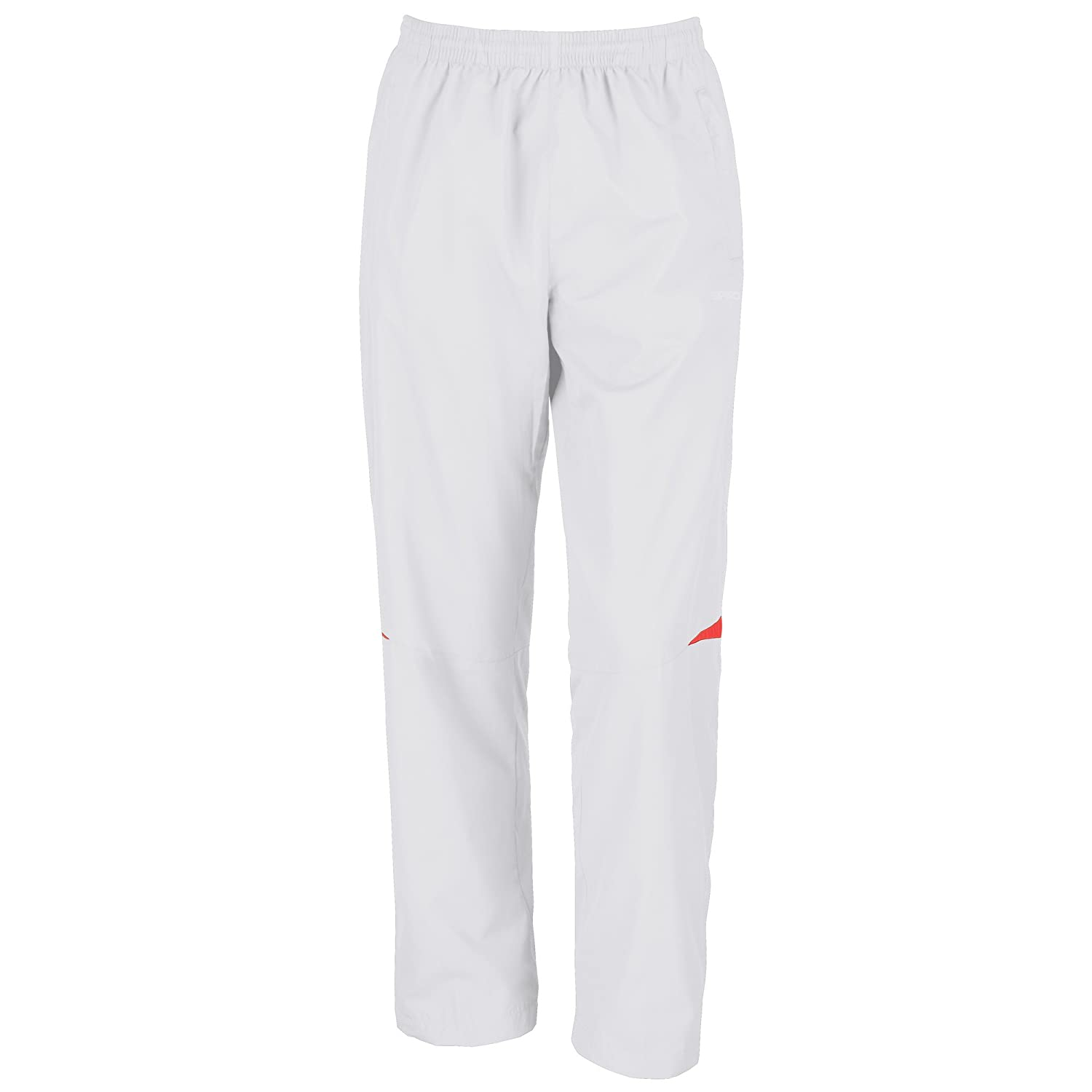 Spiro Mens Micro-Lite Performance Sports Pants/Tracksuit Bottoms