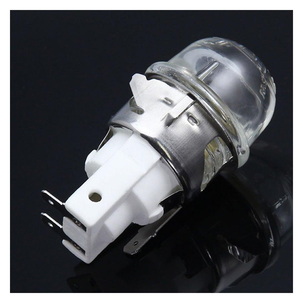 E14 2501 - Soporte para lámparas de horno, frente de horno de alta ...
