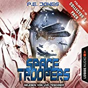 Space Troopers - Collector's Pack (Space Troopers 7-12) | P. E. Jones