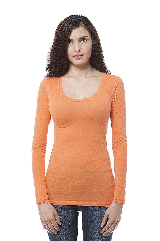 226 arfurt Women's Long Sleeve Button Down Casual Dress Shirt Business Blouse