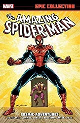Amazing Spider-Man Epic Collection: Cosmic Adventures: 20