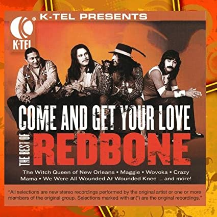 Redbone - The Best of Redbone - Come and Get Your Love - Amazon.com Music