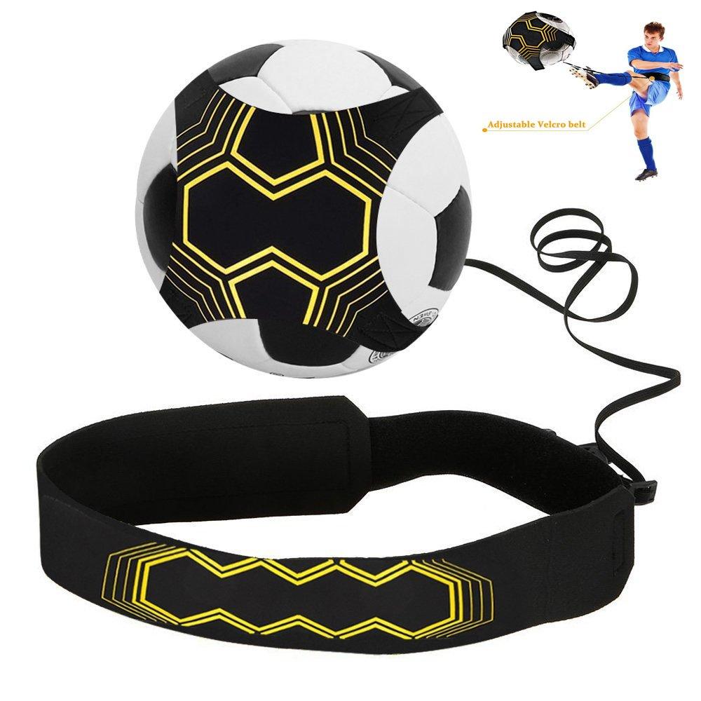 Football Trainer Banda, Mincome Star Kick Trainer - Banda elástica para entrenamiento de fútbol