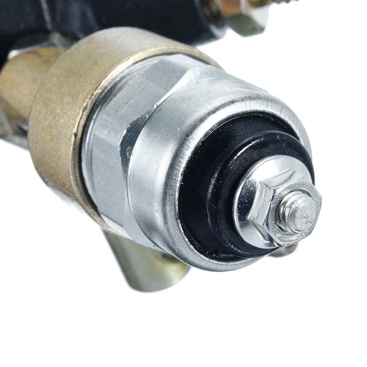 RENCALO Einspritzventil-Einspritzpumpe mit Magnet KDE6700T f/ür Dieselgenerator