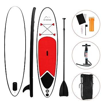San Qing Sup Inflable Tabla de Surf Vertical Tabla de Surf ...
