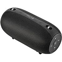 Caixa de Som Bluetooth USB SD FM com Entrada Auxiliar 50W Big Size Preta Pulse SP273