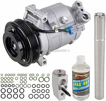 AC Compressor CO 22276C 2010-2011 Equinox Terrain 2.4L 22853050