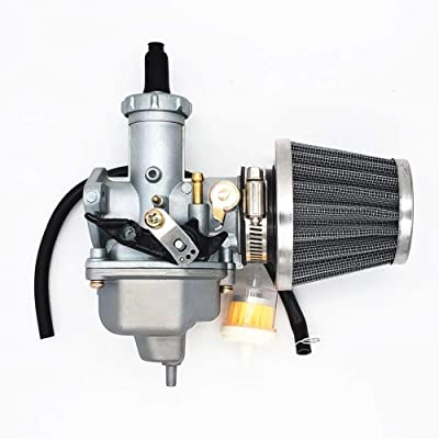 tianfeng Carburetor for Honda ATC185S ATC 185 S ATC200 ATC 200 ATC200X ATC 200 X ATC200S ATC 200 S Carb W/Air Filter: Automotive