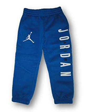 bfd8ffaf126 Amazon.com: Nike Air Jordan Child Boys Jumpman Sweat Pants (Size 4 ...