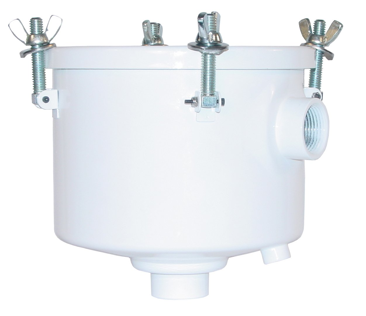 1-1//2 FPT Inlet//Outlet 50 SCFM 7-5//16 Diameter 6-3//4 Height Made in the USA Solberg HDL-PSG848-150HC Oil Mist Discharge Filter for Vacuum Pump