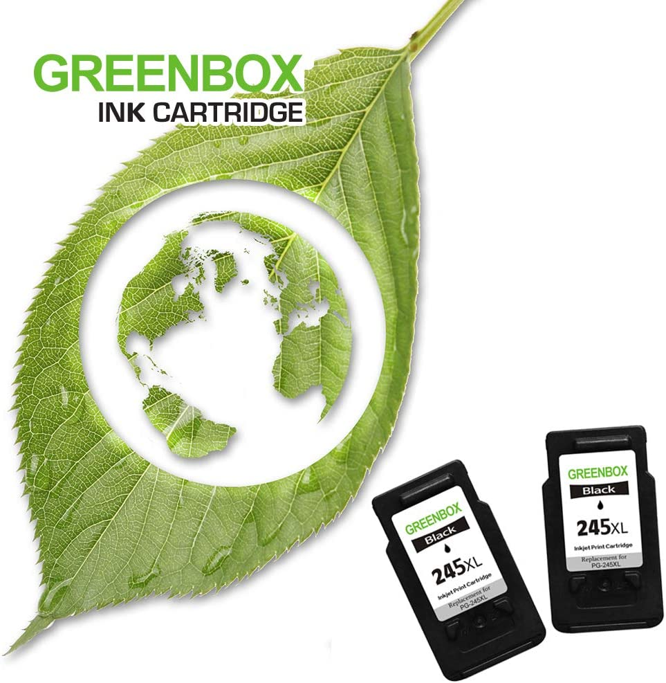 Amazon.com: Greenbox - Cartucho de tinta de repuesto para ...
