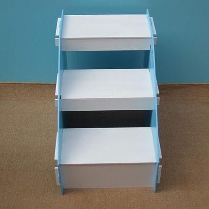 Sensational Amazon Com Bsjkdbfsdf 604840 Cm Diy 3 Steps Ladder For Dogs Andrewgaddart Wooden Chair Designs For Living Room Andrewgaddartcom