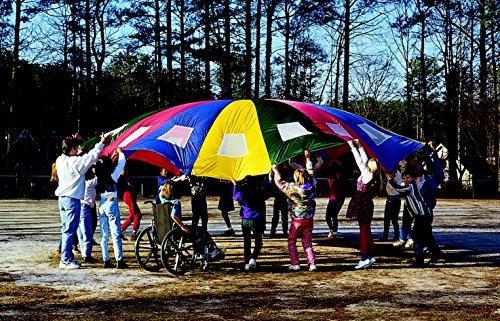 Sportime Porthole Parachute Multiple Colors
