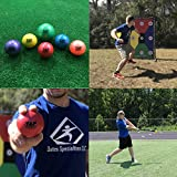 TAP Extreme Duty Weighted Ball- Set of Six   Plyo Balls Used in Pitching and Hitting Training