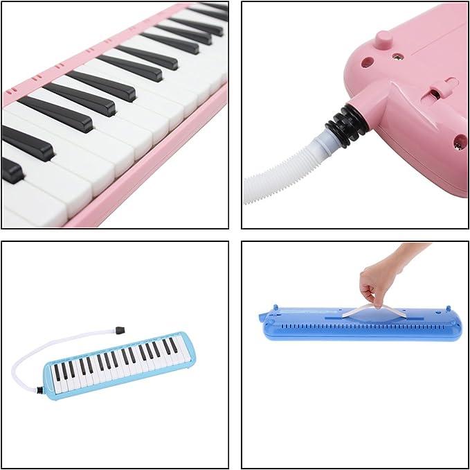 37 teclas melódica instrumento musical, apto para los amantes de ...
