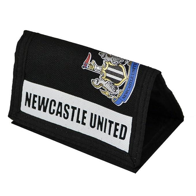 Newcastle United FC - Billetera/ Monedero/ Cartera de tela ...