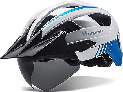 Unisex Fahrradhelm Radhelm MTB Fahrrad Helm Helme Erwachsene Schutzausrüstung DE