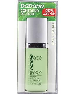 Babaria - Aloe Vera Antiarrugas - Crema Facial - 50 ml ...