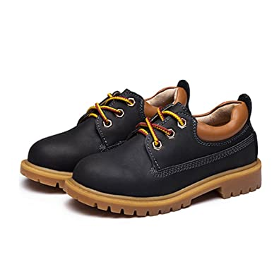 T-JULY Kids Lace-Up Oxford Dress Shoes 56516d2a883