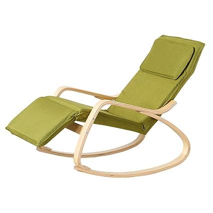 Amazon.com: Sillas de salón ZHIRONG para balcón, sillas de ...