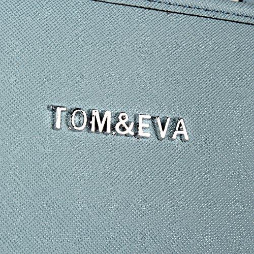 Sac Tom amp; Blue Eva femme Sky bandoulière pour Deep EEOqwS1x