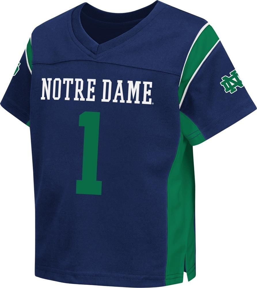 Notre Dame Fighting Irish NCAA Toddler Hail Mary Fashion Football Jersey Trikot Colosseum
