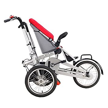 Amazon Com Mishow 3 In 1 Mother Bicycle Baby Stroller Pushchair 3