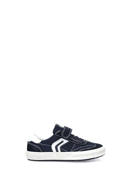 Chaussures De Sport De Sangle Tactile Geox - Bleu OgozY