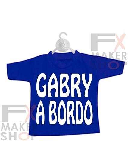 Mini T Shirt Bimbo A Bordo Per Auto Macchina Stampa Personalizzata