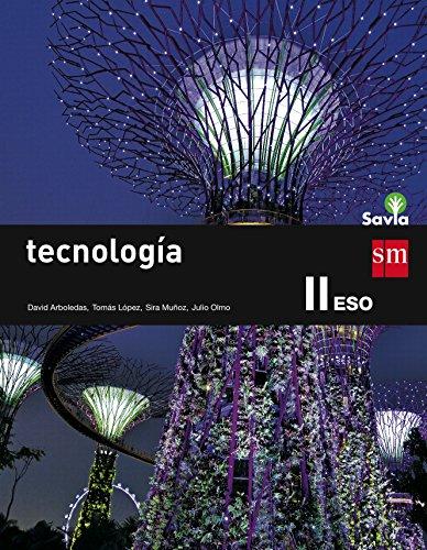 Tecnología Ii. Tecnologías De La Información Y La Comunicación- Eso. Savia