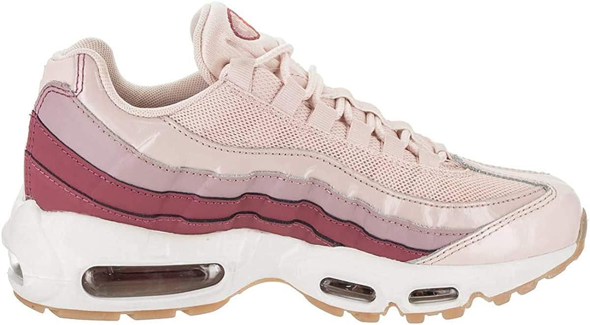 Amazon Com Nike Air Max 95 Pink Road Running
