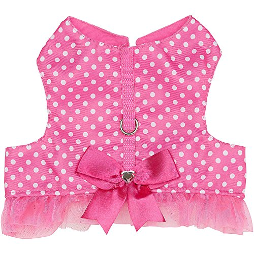 glam cat polka dot pink