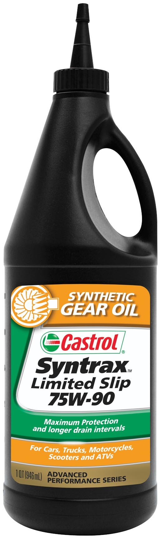 Castrol Syntrax Limited Slip Gear Oil - 75W-90 - 1 liter 06674