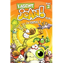 L'Agent Jean! - Tome 2: La Formule V (Agent Jean! (l'))