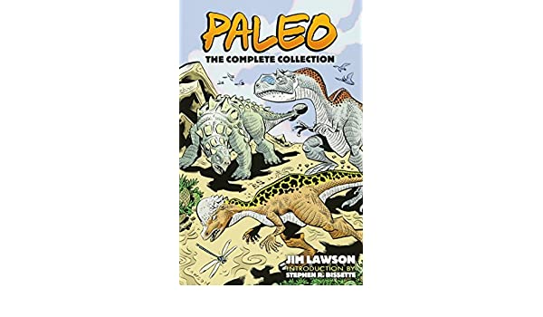 Paleo: The Complete Collection (Dover Graphic Novels ...