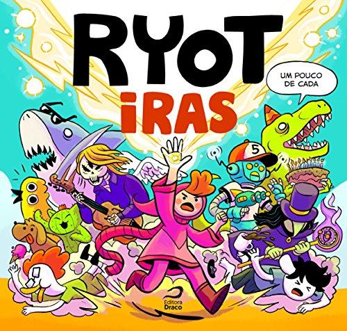 Ryotiras - Um pouco de cada (Portuguese Edition)