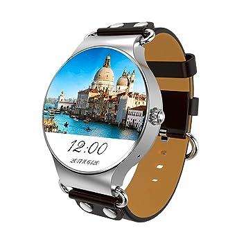 King Wear kw98 1,39 pulgadas HD Bluetooth Smart Watch con 3 ...