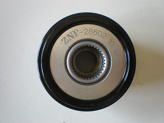 2003-2007 2.4L 2.4 30658087 D3-130 New Alternator Volvo Penta D3-110 D3-190
