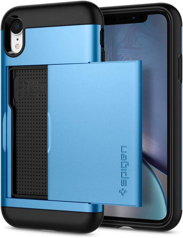 Spigen Slim Armor CS Designed for Apple iPhone XR Case (2018) - Blue