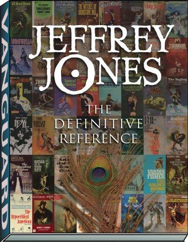 Jeffrey Jones: The Definitive Reference by Emanuel Maris (2013-05-24)